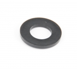 washer - TPG. colour black 10 5.3 1 M5  EPDM shore 70 Grad
