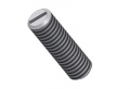 threaded pin with partslot DIN551-M3x8 - PA6.6 colour nature