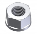 self-locking hex nuts M5